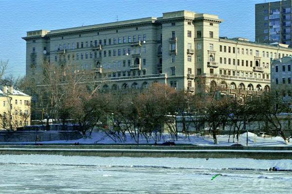 Котельническая набережная, дом 25 в Москве