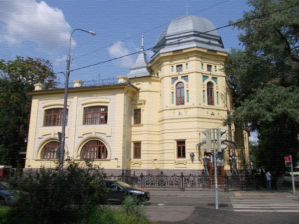 Красноармейская улица, дом 1 в Москве
