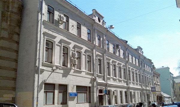 Лучников переулок, дом 4 в Москве
