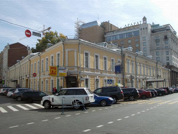Улица Неглинная, дом 6 в Москве