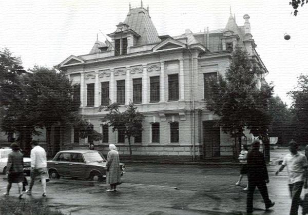 Улица Новокузнецкая, дом 11 в Москве