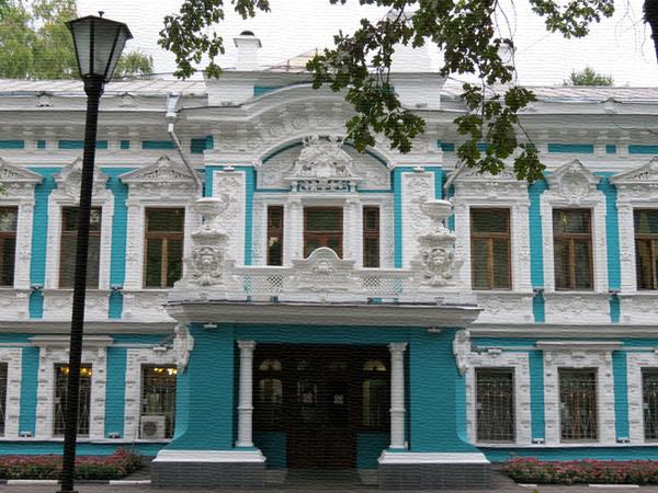 Улица Новокузнецкая, дом 27 в Москве