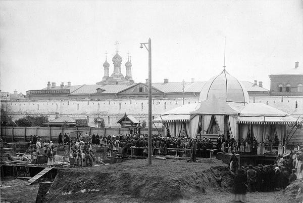 Политехнический музей в городе Москве