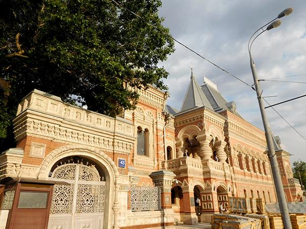 Crotone consolato a Mosca