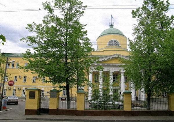 Протпоповский переулок, дом 25 в Москве