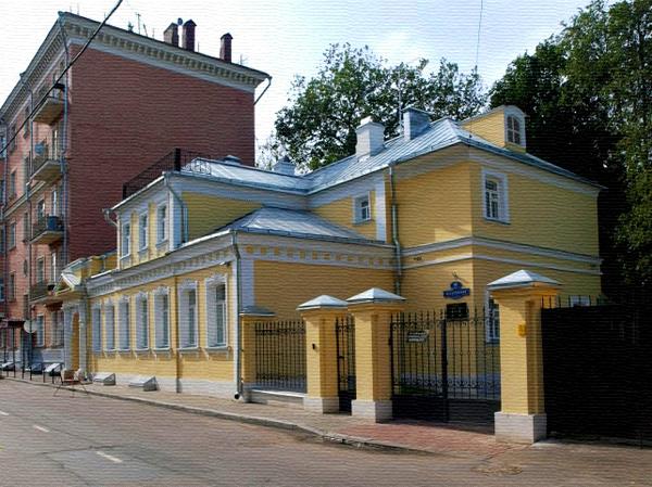 Щетининский переулок, дом 10 в Москве