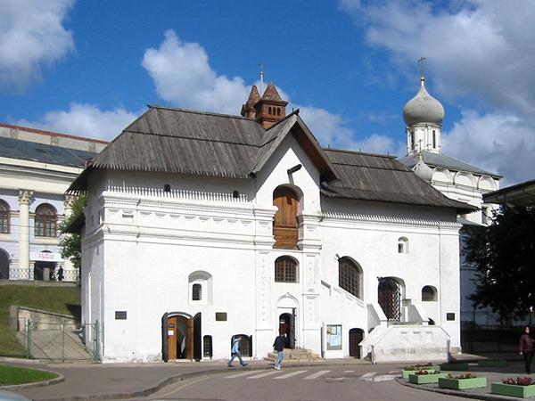 Палаты старого Английского двора