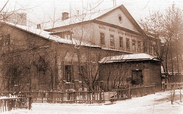 Старокирочный переулок, дом 6
