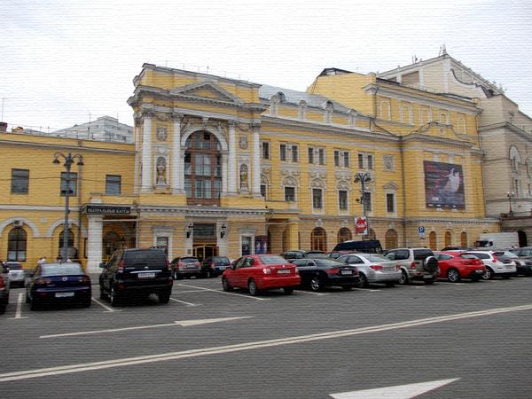 Театральная площадь, дом 2 в Москве