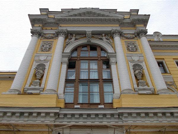 Молодежный театр на Театральной площади