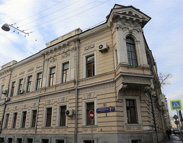 Улица Знаменка, дом 11 в Москве