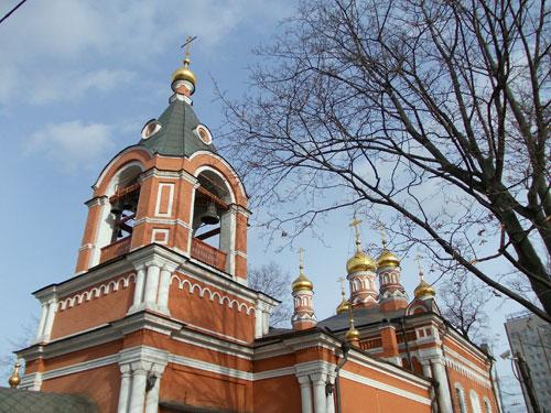 Церковь Пресвятой Богородицы на Алтуфьевском шоссе
