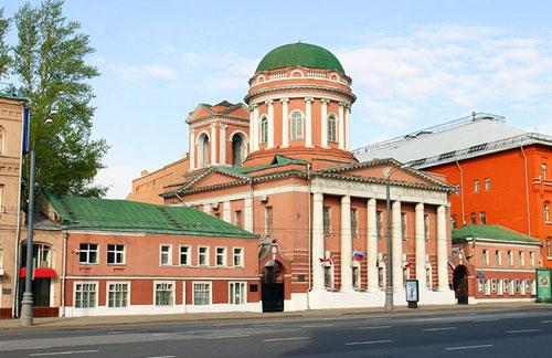 Храм святого апостола Иоанна Богослова под Вязом в Москве