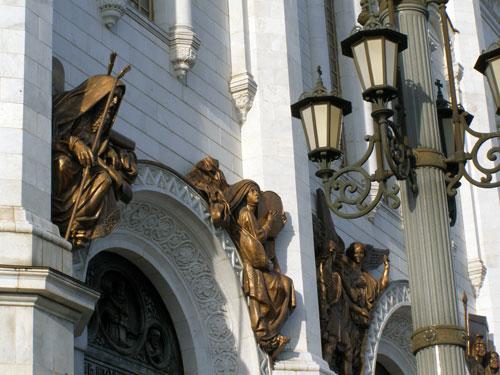 Улица Волхонка, дом 15 в Москве
