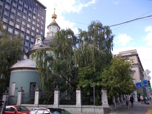 Церковь Косьмы и Дамиана на Маросейке