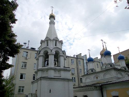 Храм Смоленской иконы Божией Матери у Никитских ворот