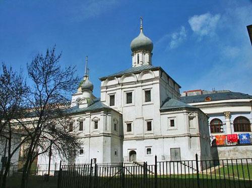 Храм Максима Исповедника на Варварке
