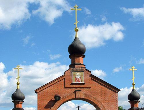 Храм на Ижорской улице в Москве