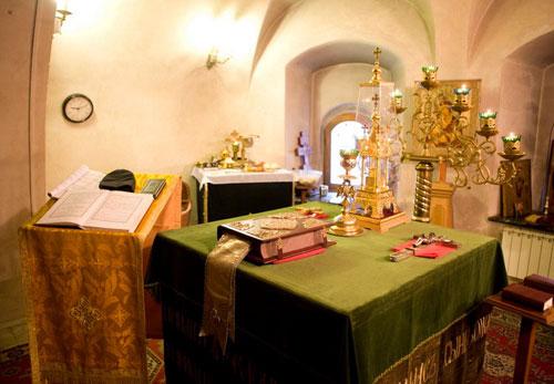 Храм в Крапивенском переулке