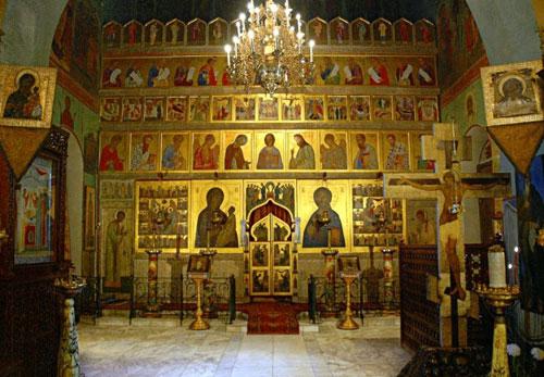 Рождественский храм на Восточной улице в Москве