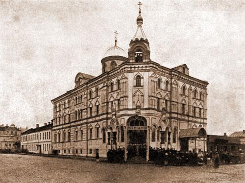 Храм Сергия и Германа Валаамских (Александра Невского)