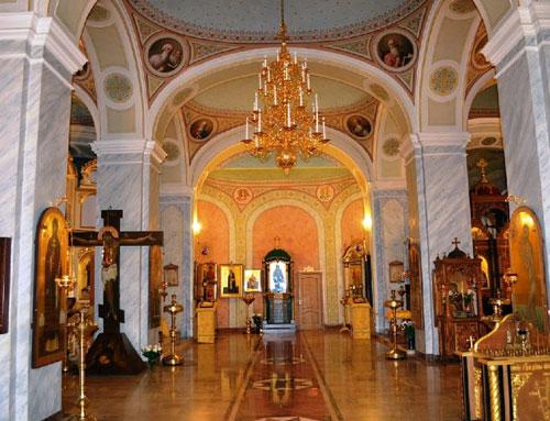 Симеоновский храм на Николоямской улице в Москве