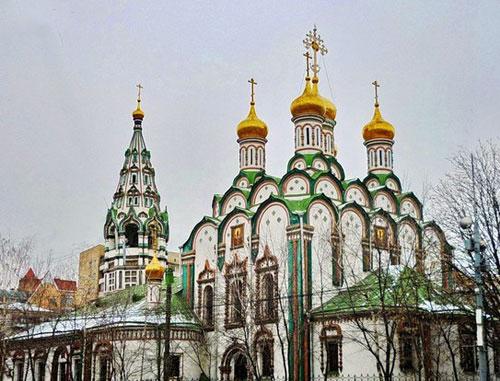 Храм святителя Николая Чудотворца в Хамовниках