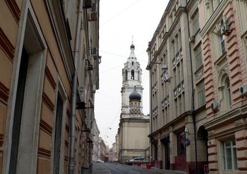Храм святителя Николая Чудотворца «Красный звон»