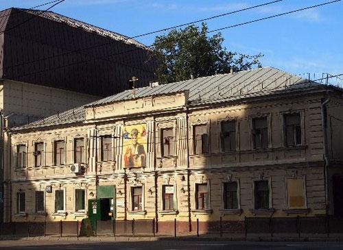Храм Святителя Николая Мирликийского в Новой Слободе