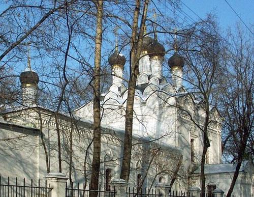 Храм святителя Николая (Казанской иконы Божией Матери) на Студенце