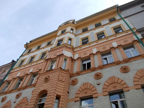 Здание Частного ломбарда на Арбате