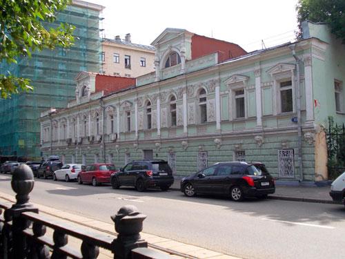 Чистопрудный бульвар, 10, строение 2 - фото