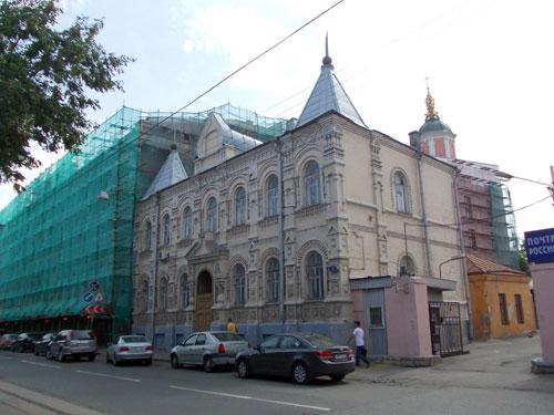 Чистопрудный бульвар дом 4 в Москве - фото