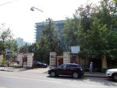Чистопрудный бульвар, дом 8 в Москве - фото