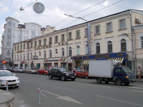 Мясницкая, дом 14 в Москве