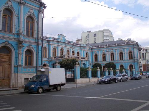 Особняк Черткова на Мясницкой улице