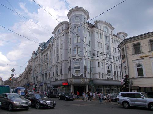 Мясницкая, 16. Дом Соколова.