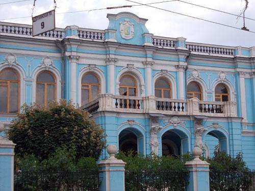 Улица Мясницкая, дом 7 в Москве