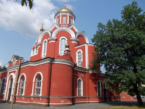 Благовещенская церковь на Красноармейской улице