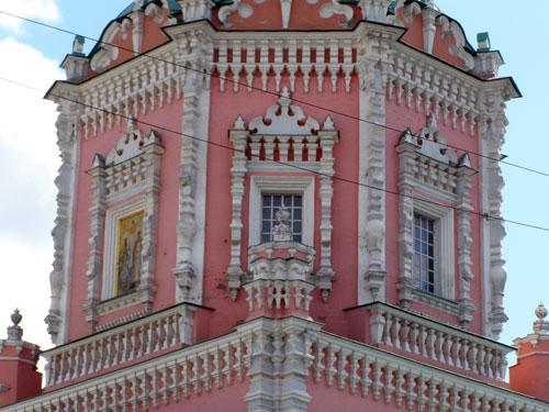 Богоявленский монастырь на Никольской