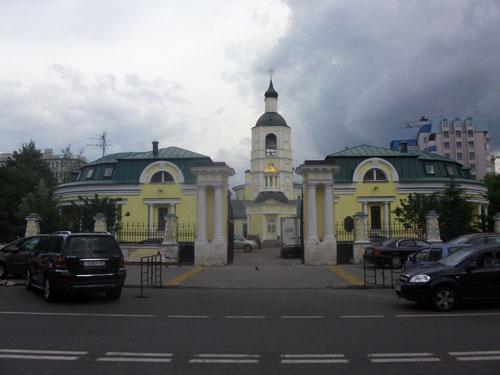 Москва, Гиляровского, 35 (м. Проспект Мира)