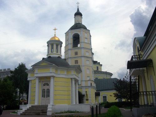Храм святителя Филиппа в Мещанской слободе