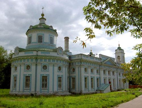 Храм Сошествия Святого Духа на Лазаревском кладбище
