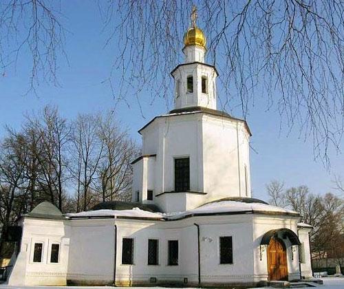 Храм Спаса Нерукотворного Образа в Перово (Гирееве)