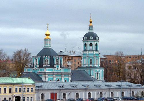 Храм святителя Николая Чудотворца в Заяицком