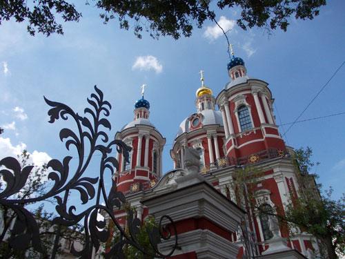 Храм Климента на Пятницкой улице