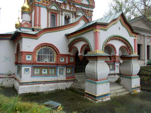 Храм на Берсеневской набережной