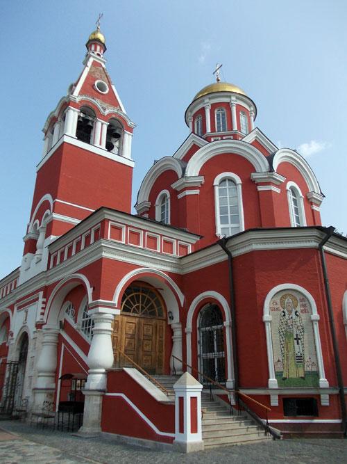 Храм Богородицы на Красноармейской улице