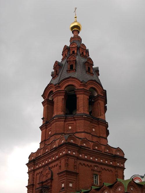Спасская церковь на Рябиновой улице