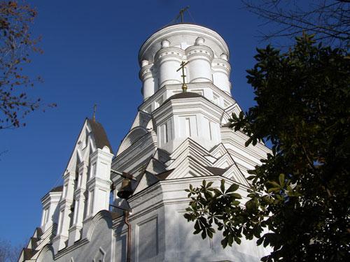 Церковь во имя Иоанна Предтечи в Коломенском